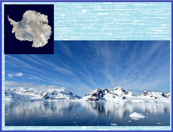 Антарктида- последний чистый материк