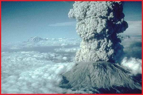 Взрыв супервулкана на дне Тихого океана