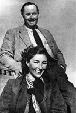 Кристина Скарбек и Анджей Коверски