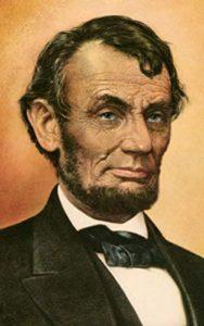 Президент Авраам Линкольн
