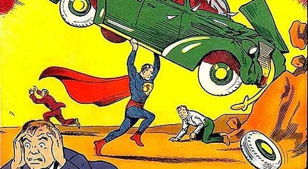 Национальный день комиксов Action Comics N1