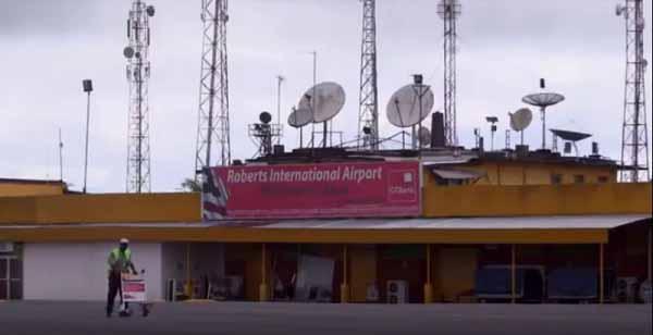 Аэропорт Робертсфилд