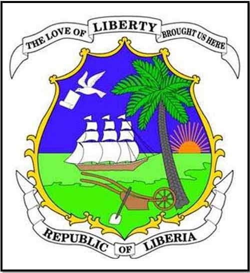 Герб, девиз Либерии