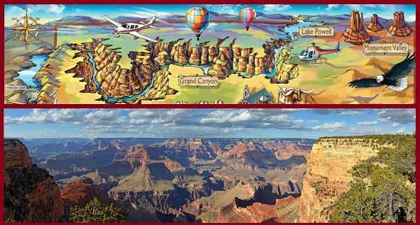 Национальный парк Гранд-Каньон (штат Аризона)