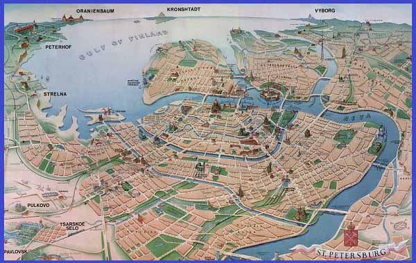 Санкт-Петербург – Северная Венеция