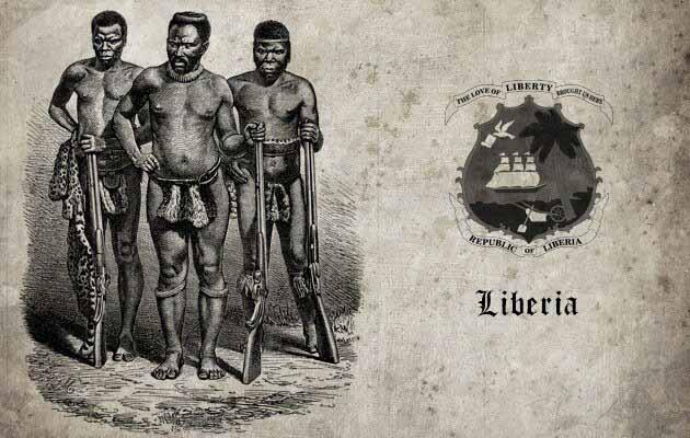 Коренные жители Либерии