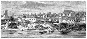 Фритаун 1882 год
