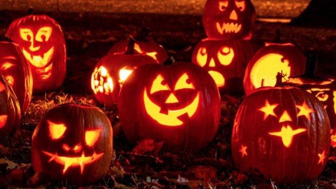 Хеллоуин. Светильника Джека