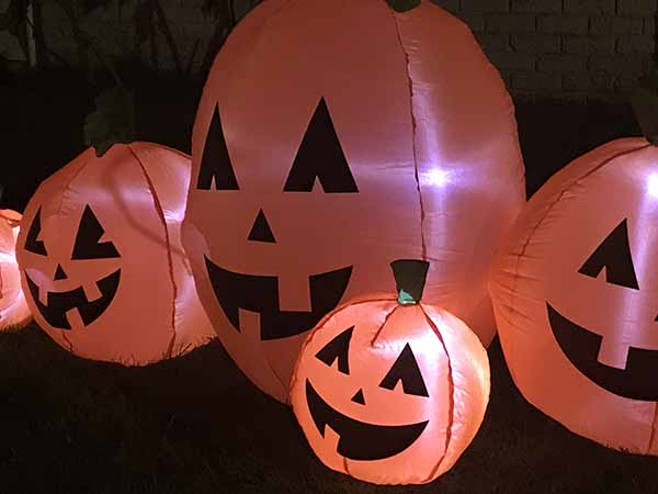 Хеллоуин – канун Дня всех Святых в США