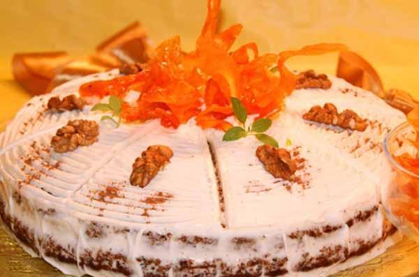 Национальный День Морковного Торта в США