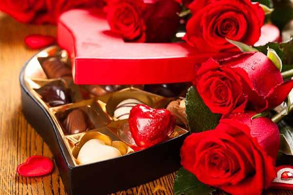 День Святого Валентина (День Всех Влюблённых) в США