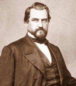 Леланд Стэнфорд 1870-е