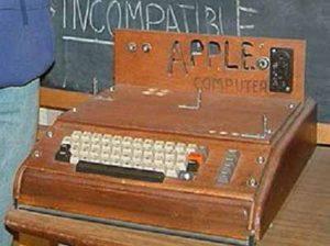 Kомпьютер Apple I
