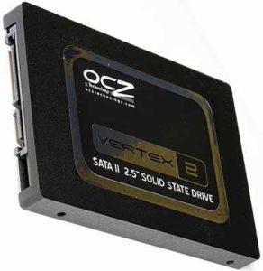 SSD-накопитель 2010 года