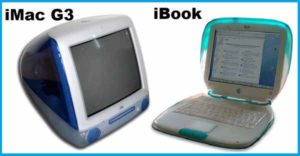 iMac G3 iBook