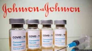 Вакцина Jhonson&Jhonson